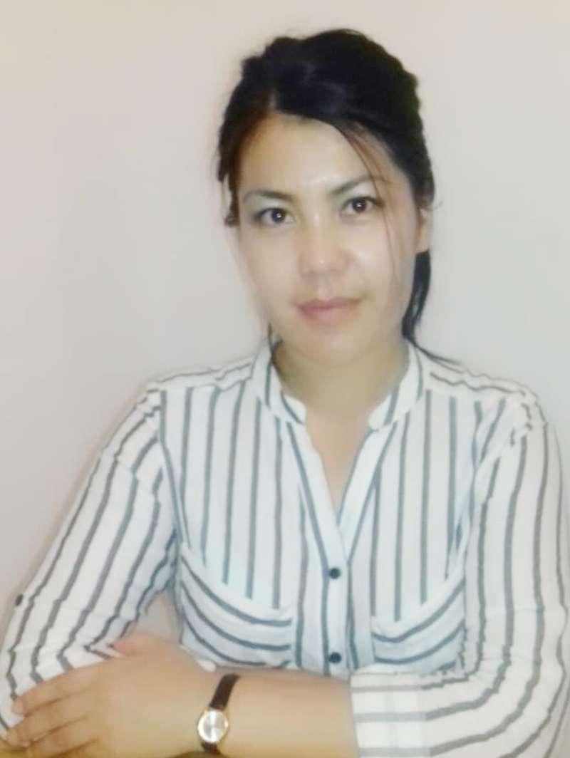 Алдабергенова Мадина Сериковна