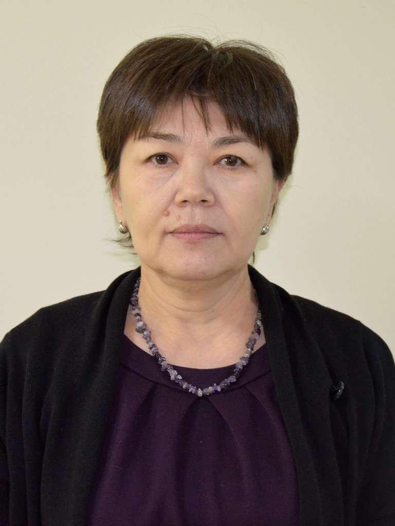 Сания Елеусиновна