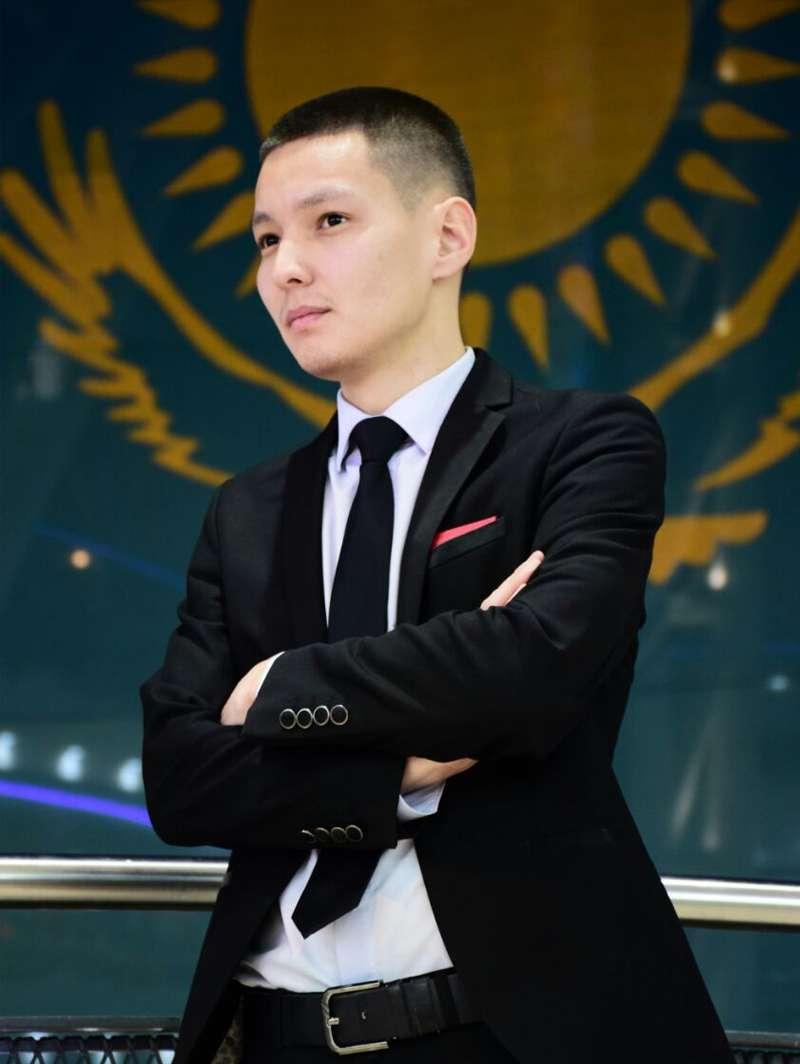 Жәнібек Искаков Қуанышұлы