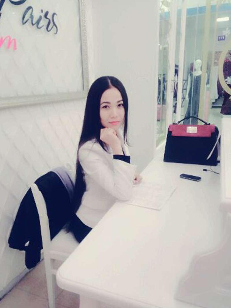 Мадина Иманалиевна