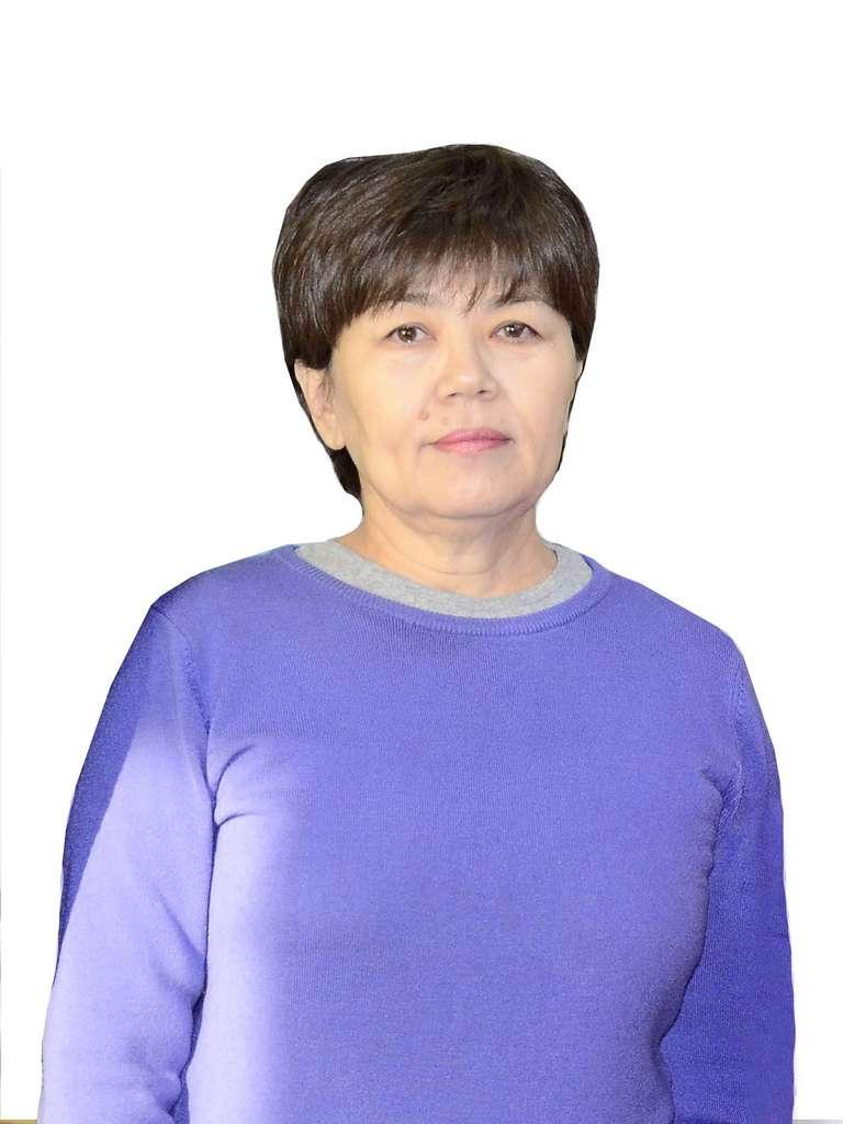 Сәния Елеусінқызы Құтпанова