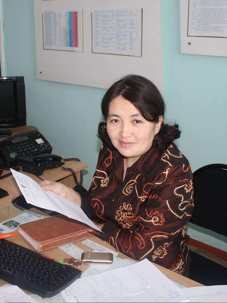 Жазира Көкбасқызы
